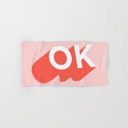 OK Hand & Bath Towel