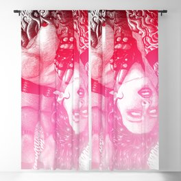True Romance Blackout Curtain