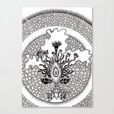 Semilla Canvas Print