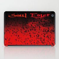 soul eater iPad Cases featuring Soul Eater by Deb Adkins