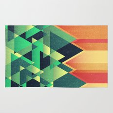 Summer Mountains Rug
