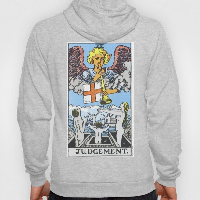20 - Judgement Hoody
