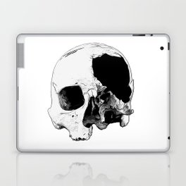 In Thee Dark We Live Laptop & iPad Skin