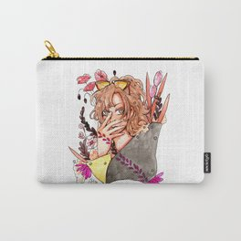 Some words are best unsaid - 3 Carry-All Pouch