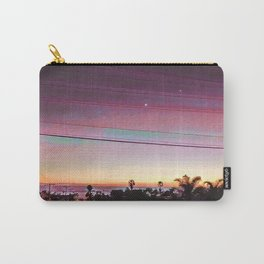 Cardiff Sunset Carry-All Pouch