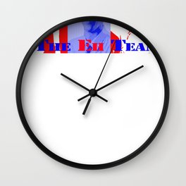 Eh Team! Wall Clock