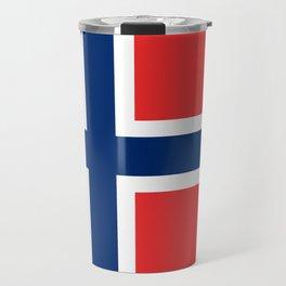 Flag: Norway Travel Mug