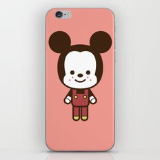 #49 Mouse iPhone & iPod Skin