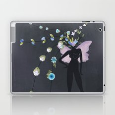 love makes you grow Laptop & iPad Skin