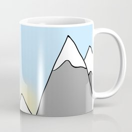Ain't No Mountain Coffee Mug