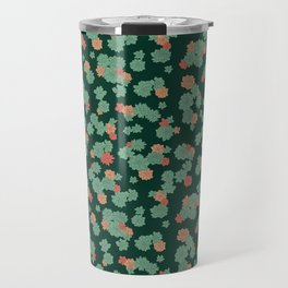 Succulents - Small Travel Mug