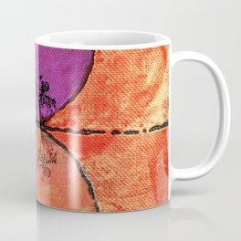 Don Quixote and the backlands of Brazil Coffee Mug