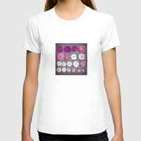 rose T-shirts featuring Rose by Monika Strigel
