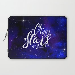 Oh My Stars Laptop Sleeve
