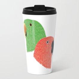 Eclectus Parrots Travel Mug