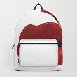 Sticky lips Backpack