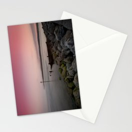 Exmouth evening Stationery Cards