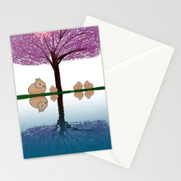 rabbit-205 Stationery Cards