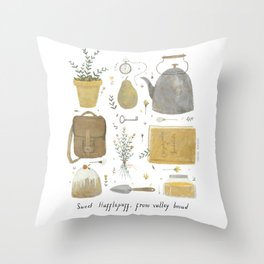 House of the True Throw Pillow
