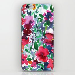 Evie Floral iPhone Skin