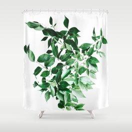 Greenery Shower Curtain