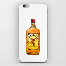 Fireball iPhone Skin