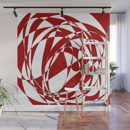 Abstract doodle Wall Mural