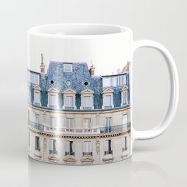 Tres Paris - Travel, Architecture Photography Coffee Mug
