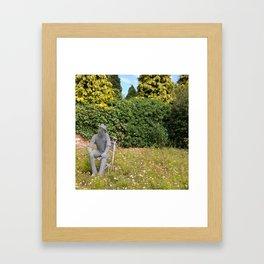 The Eternal Gardener Part 2 Framed Art Print