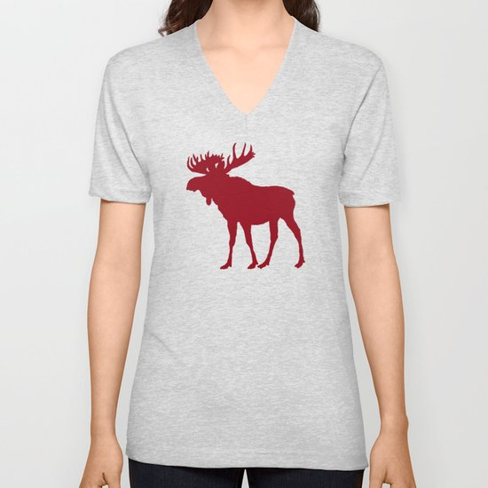 Moose: Rustic Red by jsdavies