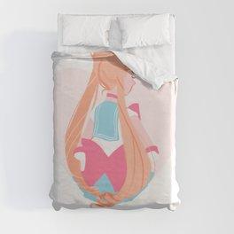 Usagi Duvet Cover