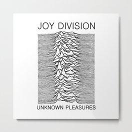 Joy Division Metal Print