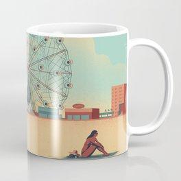 Urban Wildlife - Peacock Coffee Mug
