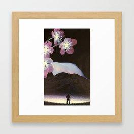 Under the Great Garden Framed Art Print