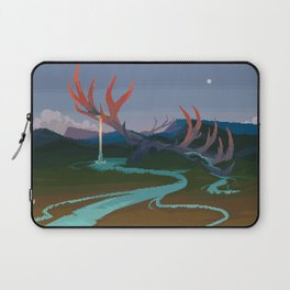 Becoming Earth Laptop Sleeve