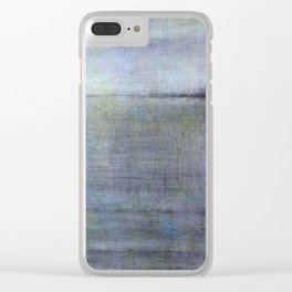 James McNeill Whistler Nocturne Blue and Gold Southampton Water Clear iPhone Case