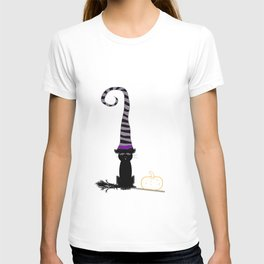 Witches Cat T-shirt