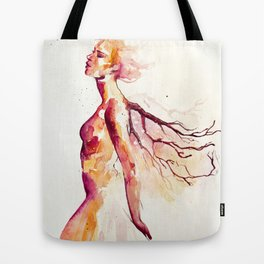 comes light Tote Bag