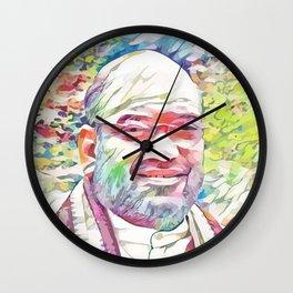 Amit Shah (Creative Illustration Art) Wall Clock