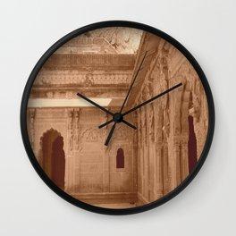 Palace of Maheshwar Wall Clock
