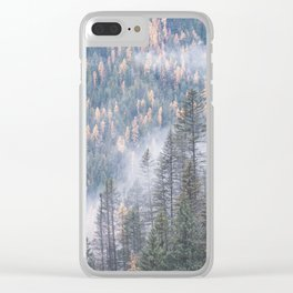 Linger Clear iPhone Case