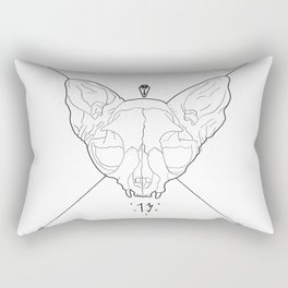 Lucky 13 Rectangular Pillow