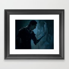 Loki #1 Framed Art Print