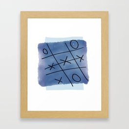 iwon Framed Art Print
