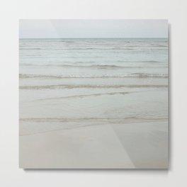 Calm sea Metal Print