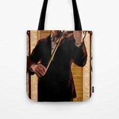 Art Nouveau: The Violinist Tote Bag