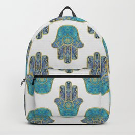 HAMSA - The Symbol of Protection Backpack