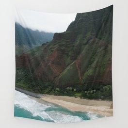 Na Pali Coast Wall Tapestry