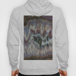 Cady Mountain Banded Agate Hoody