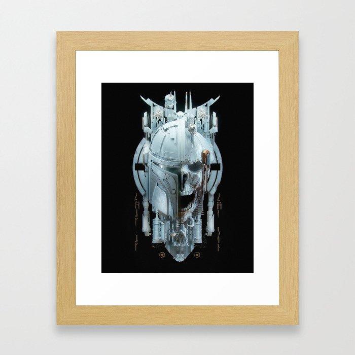 Mando - 2 Framed Art Print